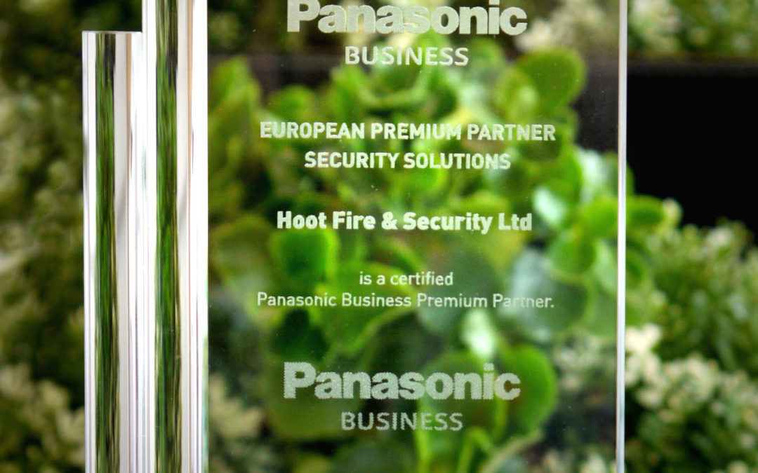 Panasonic Premium Partner Award