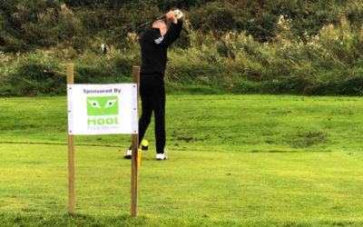Hoot Fire & Security Sponsor Charity Golf Day